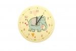 Quarzuhr Elefant