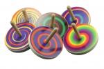 Kreisel groß - Spirale - (6 Motive)