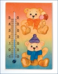 Thermometer Bären